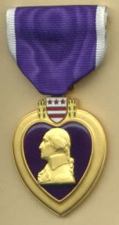 US Medal - Purple Heart