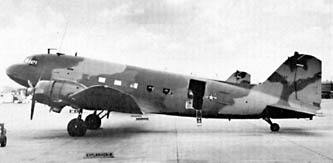 The AC-47D was equipped with three 7.62mm SUU-11A Gatling Miniguns mounted in the fifth and sixth windows on the port side of the fuselage and in the aft passenger/cargo door area. Approximately 16,500 rounds of ammunition was carried on a typical mission.  For night missions, the aircraft carried approximately 48 MK-24 Mod 3 flares. Each flare could last up to three minutes and produce a light magnitude of two million candlepower. The delivery system was extremely simple, the loadmaster armed and dropped each flare out the cargo door when the pilot signaled by flashing a cargo compartment light. [internet]